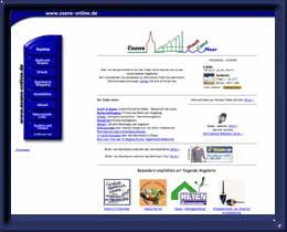 Nordseeheilbad Esens-Bensersiel Portal
